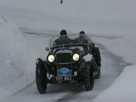 Rallye Neige et Glace : départ le 7 février