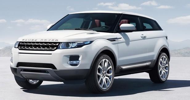 Range Rover Evoque : un indien dans la ville