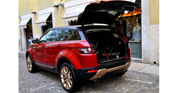 Aznom présente le Range Rover Evoque Bollinger