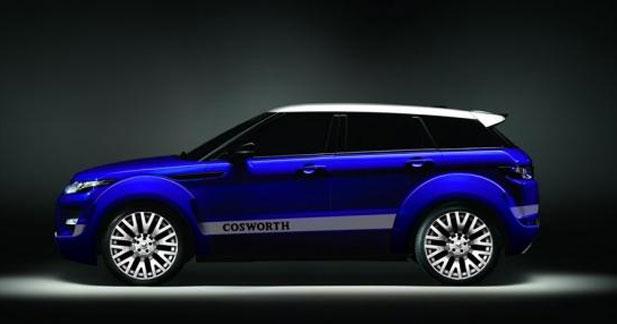Project Kahn révise le Range Rover Evoque