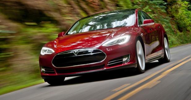 Tesla lance un rappel de toutes les Model S