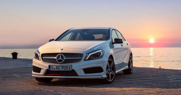 Rappel Mercedes Classe A : L'airbag mis en cause