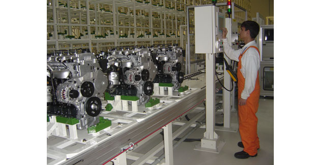 Kia produit son millionième moteur en Europe