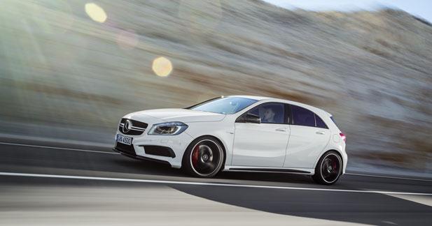Mercedes a fait un mois de mars historique