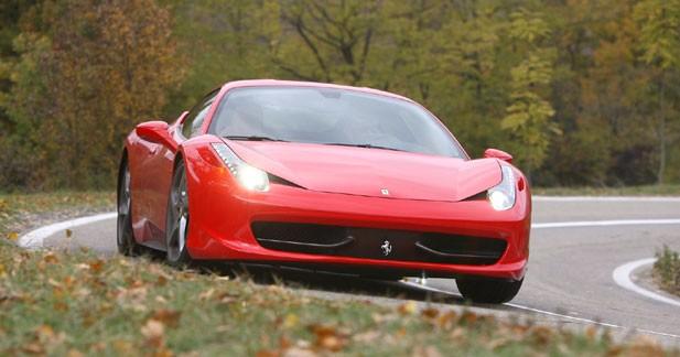 2012, un grand cru pour Ferrari