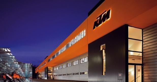 Records historiques pour KTM en 2012