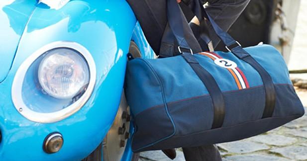 Entre2Rétros recycle des tissus automobiles pour créer des accessoires de mode