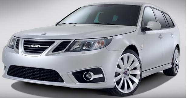 Saab reprend la production de pièces