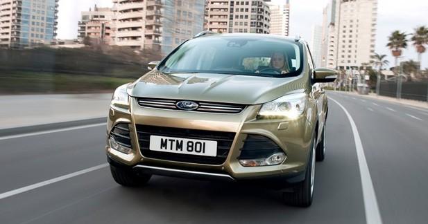 Augmentation de la production pour le Ford Kuga