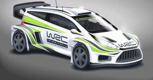 Voici à quoi ressembleront les voitures de WRC en 2017