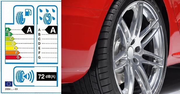 L'étiquetage des pneus sera obligatoire en 2012