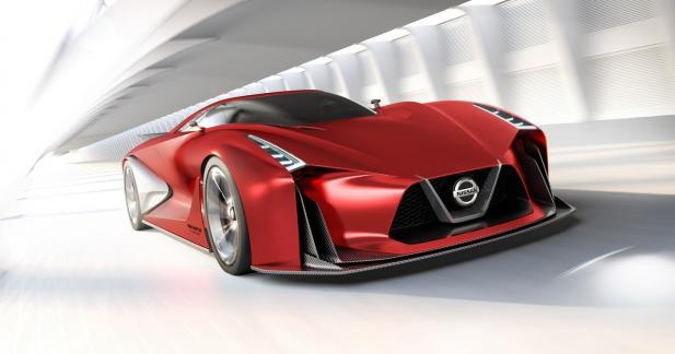 La Nissan 2020 Vision GT revient dans une nouvelle version