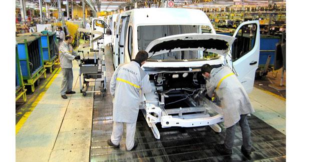Renault : pas de fermeture d'usine en France en cas d'accord