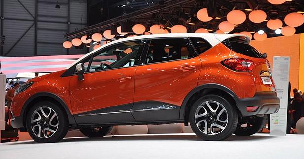 Renault Captur : le petit crossover de Renault entre en scène
