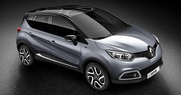 Renault Captur : série limitée pour fêter le dCi 110