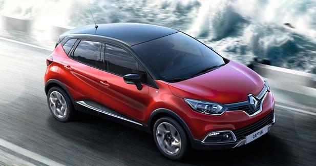 Renault Captur : Extended Grip et série Helly Hansen