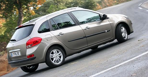 Renault Clio Estate 1.5 dCi 105 : le 3ème mousquetaire