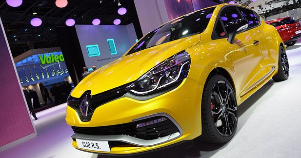 Renault Clio RS 200 EDC : 5 portes et double embrayage au menu