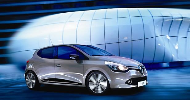 Renault Clio : série Graphite et nouvelles versions sans Stop&Start