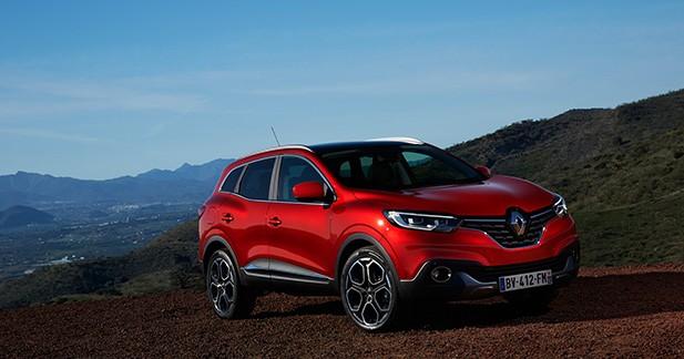 Les tarifs du Renault Kadjar sont enfin révélés