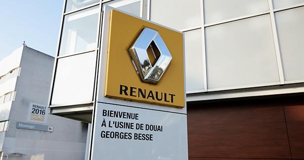 Renault compte recruter 1 000 CDI en France en 2015