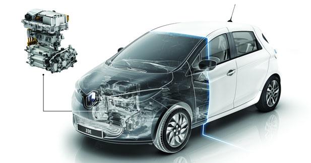 L'hybride essence rechargeable à l'étude chez Renault