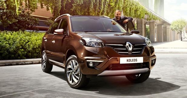 Tony Parker ambassadeur du nouveau Renault Koleos