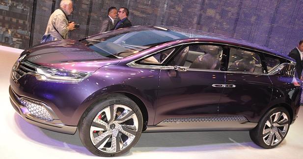 Renault Initiale Paris Concept : porte-drapeau annoncé