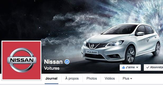 8 – Nissan – 51 096 retombées de janvier à septembre 2014