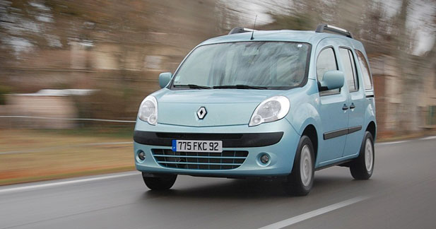 renault kangoo ii l l gance en plus. Black Bedroom Furniture Sets. Home Design Ideas