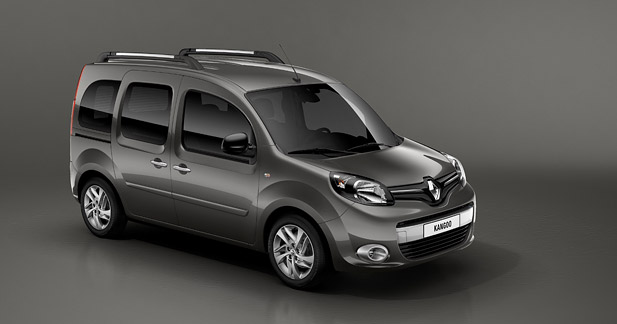 renault kangoo restyl tout nouveau tout beau. Black Bedroom Furniture Sets. Home Design Ideas