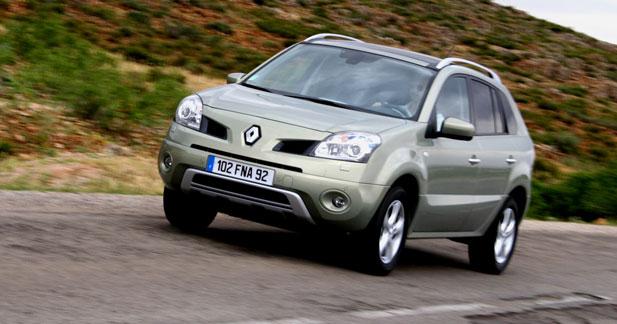 Renault Koleos : le mélange des genres