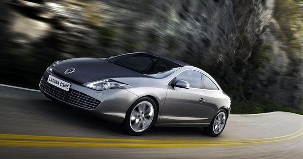 Renault laguna coup restyl e lifting l italienne - Coupe a l italienne ...