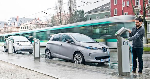 Renault : un an de recharge gratuite Autolib' pour les clients de modèles ZE