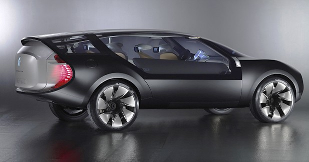 Renault Ondelios : haut de gamme nouvelle vague