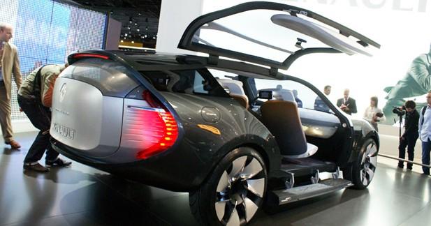 renault ondelios concept haut de gamme cologique. Black Bedroom Furniture Sets. Home Design Ideas