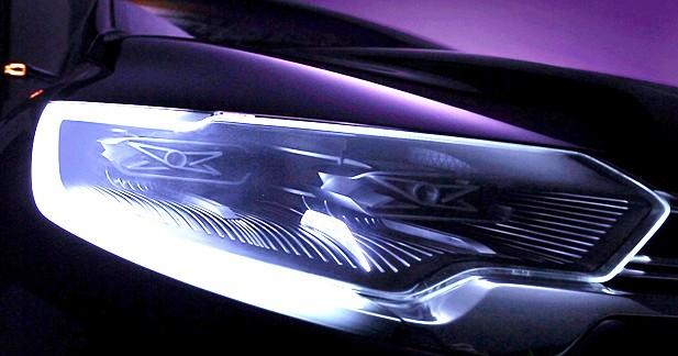 Teaser : un concept premium chez Renault