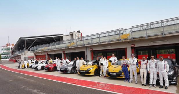 Renault relance le ''Volant des chefs''