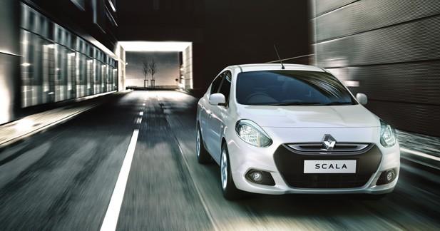 Renault Scala : Replâtrage à l'indienne