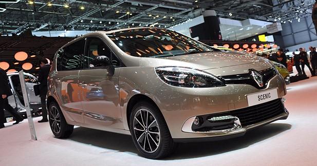 Renault Scénic restylé et Scénic Xmod : le Scénic bat la campagne