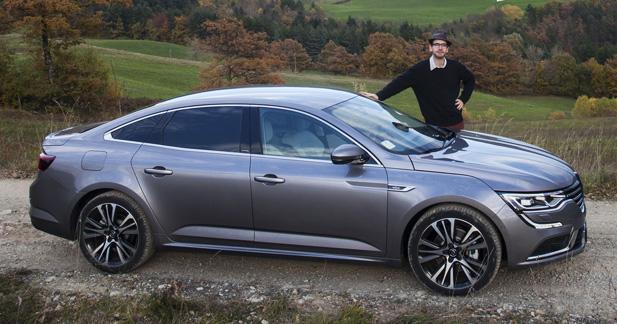 Essai Renault Talisman dCi 160 ch EDC Initiale Paris: retour avec les honneurs