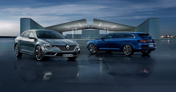 Renault Talisman: tous les tarifs