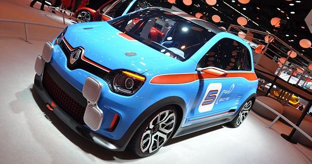 Renault Twin'Run en vidéo