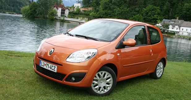 Uitgelezene Renault Twingo 1.5 dCi : reste le nom… - Autonews WL-96
