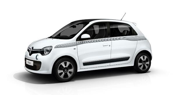 Une édition limitée Twingo Limited par Renault