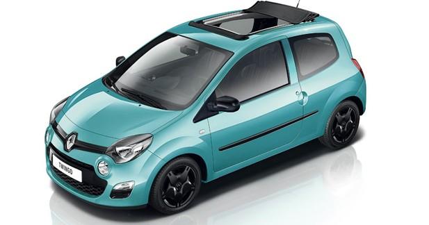 Renault : une série limitée Summertime pour la Twingo