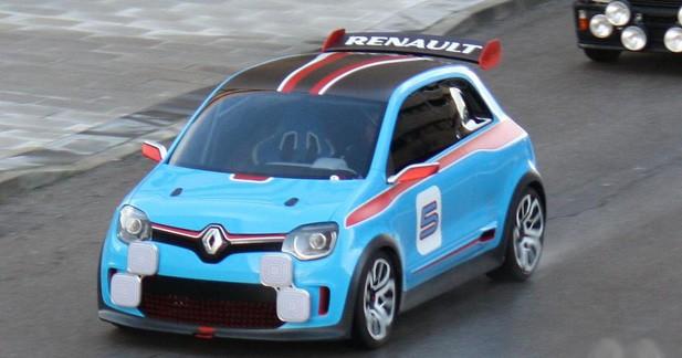 Renault : La future twingo aura-t-elle un parfum de R5 Turbo ?
