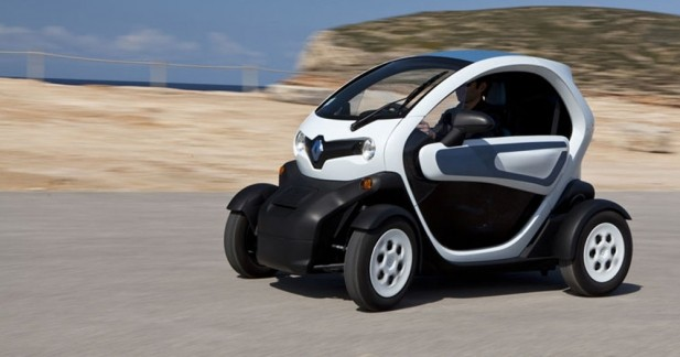 renault twizy en t te des immats de v hicules lectriques en france. Black Bedroom Furniture Sets. Home Design Ideas