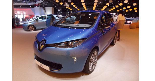 Nice veut accueillir des Zoé pour Auto Bleue