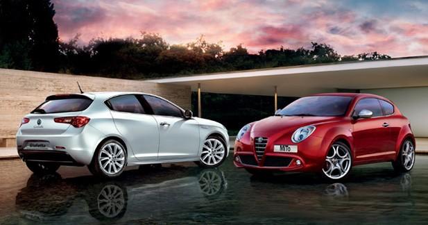 Alfa Romeo : Un SUV, une familiale et un roadster dans les cartons